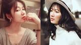 """Nhan sắc hao hao Song Hye Kyo của Oanh Kiều """"Tiếng sét trong mưa"""""""