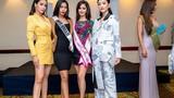 Kiều Loan mất điểm khi bước vào cuộc thi Miss Grand International