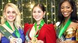 Hoàng Hạnh giành huy chương vàng tại Hoa hậu Trái đất 2019