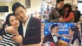 Phương Mỹ Chi thân với bố nuôi Quang Lê thế nào trước khi rời công ty?