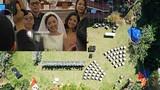 Hình ảnh đầu tiên tiệc cưới ngoài trời của Tóc Tiên - Hoàng Touliver
