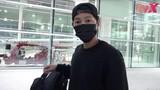 Song Joong Ki về Hàn Quốc cách ly 14 ngày giữa đại dịch Covid-19