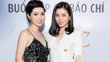 Soi tình duyên của Lệ Quyên và cô bạn thân Nguyễn Hồng Nhung