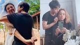 Loạt ảnh thân mật của Miko Lan Trinh và người yêu đồng giới