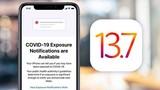 So sánh hiệu năng giữa iOS 13.7 và iOS 13.6.1