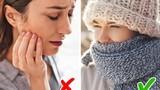 Những vấn đề sức khỏe có thể xảy ra với cơ thể vào mùa đông