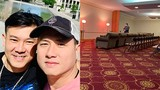 Hàn Thái Tú chia sẻ hình ảnh chuẩn bị tang lễ Vân Quang Long