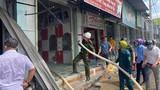 Mùng 1 Tết: Vụ cháy thiêu rụi hàng hóa tại 2 ki ốt chợ sáng