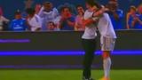Hình ảnh rơi nước mắt trong bóng đá