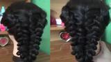 Mách bạn gái cách tết tóc cực xinh dạo phố