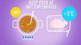 5 cách đơn giản giúp thực phẩm an toàn hơn