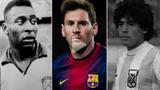 Những cầu thủ rê bóng hay nhất mọi thời đại