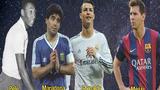 Những con số nói Messi là cầu thủ hay nhất thế giới