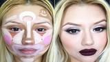 Thiếu nữ xấu như ma với trào lưu trang điểm mặt hề