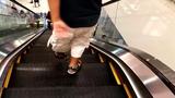 Những điều tuyệt đối không làm khi đi thang cuốn