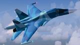 Chiêm ngưỡng sức mạnh hủy diệt của tiêm kích Su-34