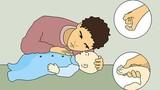 Cách sơ cứu khi trẻ bị điện giật, ngã, bỏng