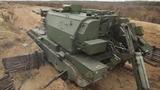 Uy lực kinh hoàng của pháo tự hành Koalitsiya-SV Nga