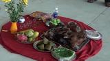 Cách trưng bày lễ vật và bài cúng Tất niên