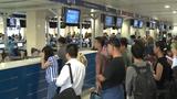 Video hướng dẫn đi lại và làm thủ tục sân bay Tân Sơn Nhất dịp Tết