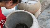 Gần 1.000 hộ dân mất tết vì không có nước ngọt