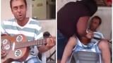 Bị vợ đánh tới tấp vì hát về người yêu cũ