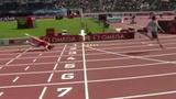Sự cố hài hước trong cuộc thi chạy