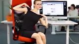 Bài tập trên ghế giúp dân văn phòng ngồi lâu không mỏi