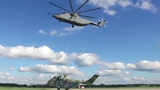 Trực thăng lớn nhất thế giới được vận chuyển thế nào?