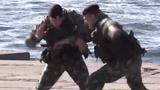 Lính thủy đánh bộ Nga phô diễn kỹ năng tác chiến tinh nhuệ
