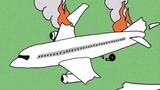 Bí kíp thoát nạn cần phải biết khi máy bay rơi