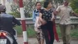 Danh tính kẻ cầm đầu nhóm móc túi ở cổng BV Bạch Mai