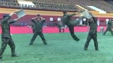 Tận mục những bài tập khắc nghiệt của đặc nhiệm Triều Tiên