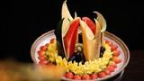 Hướng dẫn 7 cách cắt tỉa trang trí đĩa trái cây cực đẹp