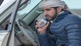 Xem Thái tử Dubai chơi đu dây mạo hiểm