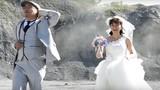 """Cặp vợ chồng nhận """"rổ gạch"""" khi chụp ảnh cưới cạnh vụ nổ"""