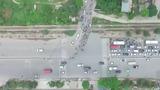 Những nút thắt giao thông Hà Nội nhìn từ trên cao