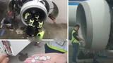 Chỉ vì mê tín, cụ bà suýt giết cả hành khách máy bay