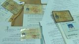 Phát hiện hàng ngàn giấy phép lái xe giả