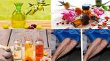 Cách trị sẹo thâm ở chân bằng nguyên liệu tự nhiên