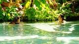 Video: Khám phá bể bơi bí mật như thiên đường ở Brazil