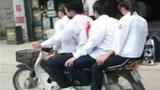 Video: Tỷ lệ tai nạn với học sinh đi xe đạp điện rất cao