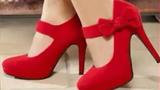 Video: Chiến dịch kỳ lạ liên quan đến đôi giày cao gót