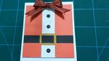 Video: Cách làm thiệp với trang phục ông già Noel đơn giản nhất