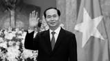 3 địa điểm cùng lúc tổ chức Lễ viếng, Lễ truy điệu Chủ tịch nước Trần Đại Quang