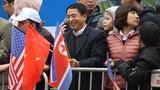 Xúc động hình ảnh người dân Hà Nội đón mừng Chủ tịch Kim Jong-un