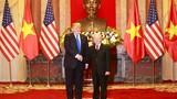 Tổng thống Donald Trump hội đàm Tổng Bí thư, Chủ tịch nước Nguyễn Phú Trọng