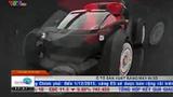 Chiêm ngưỡng ô tô đầu tiên sản xuất bằng công nghệ in 3D
