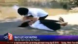 Giật mình những vụ bạo lực học đường như phim hành động