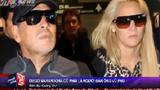 Clip: Diego Maradona hành hung bạn gái